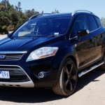 Тюнинг от Walkinshaw Performance. Ford Kuga 2013